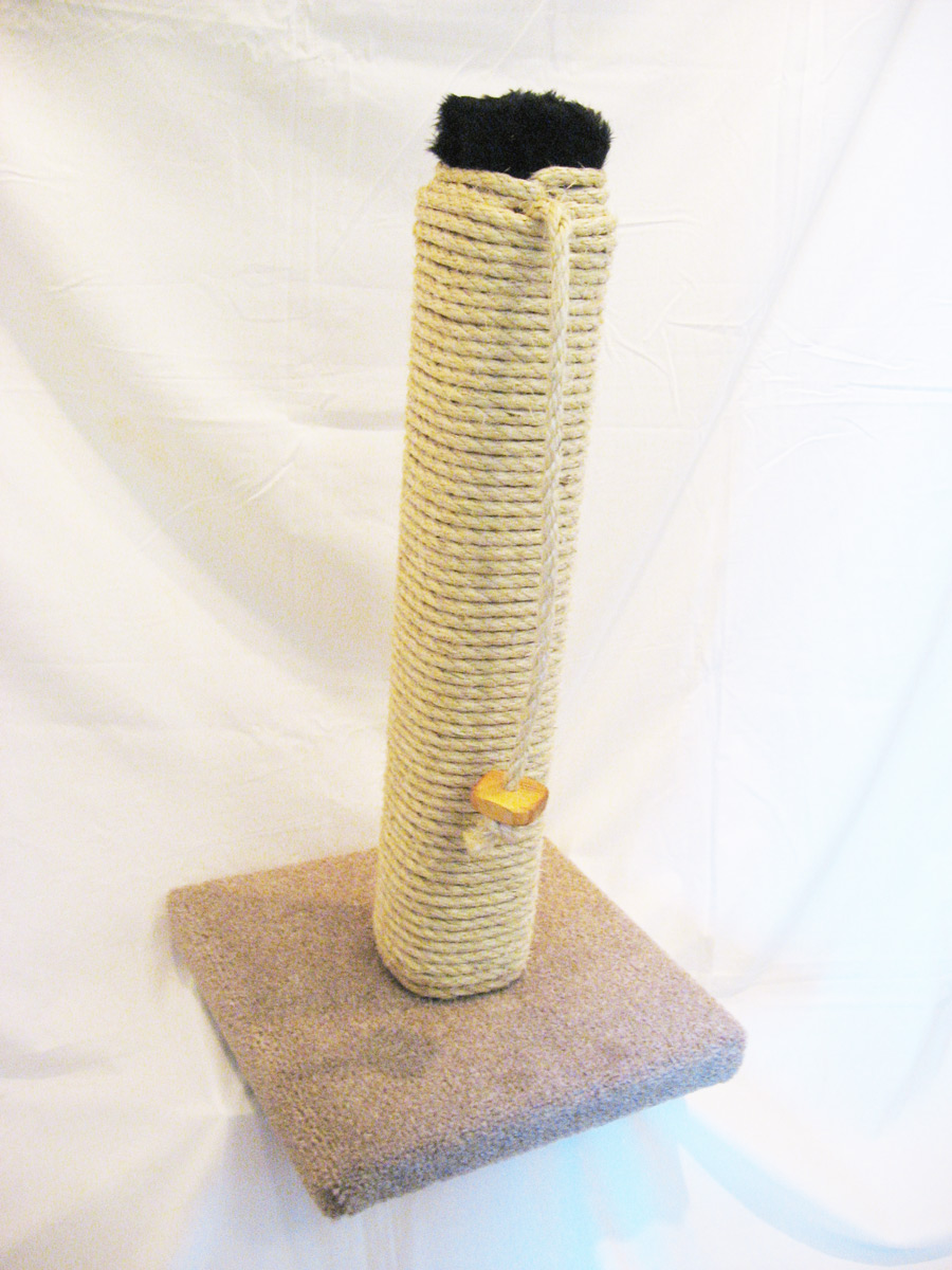 Double Roped Cat Scratching Posts